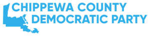 chippewa county democratic party logo
