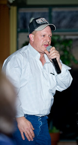 Our Auctioneer, Norm Yoder