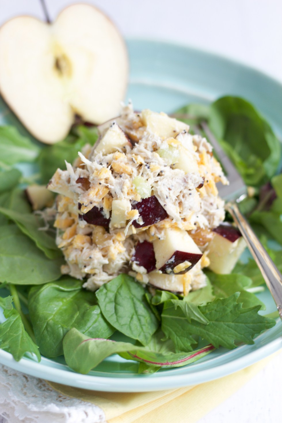 Fall Southern Chicken Salad