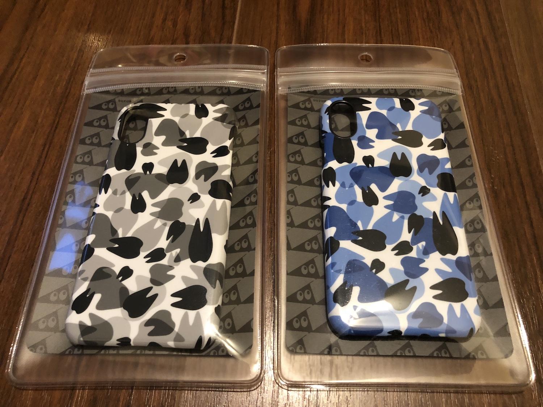 世界初のTeeth迷彩柄iPhoneケース・SUZURIで販売しているオリジナル商品を自ら評価