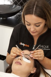 Chique Eye and Brow Styling