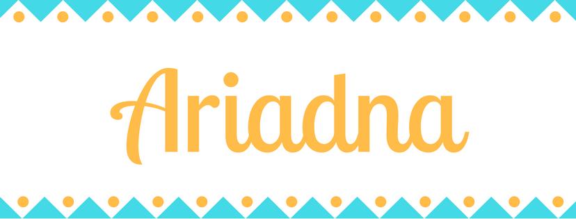 Significado Del Nombre Ariadna Origen Y Significado De