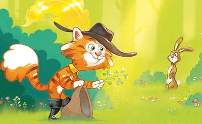 Resultado de imagen para El Gato con Botas cuento infantil