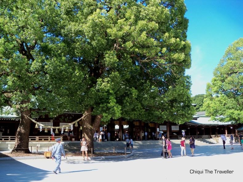 Templo Tokio Meiji