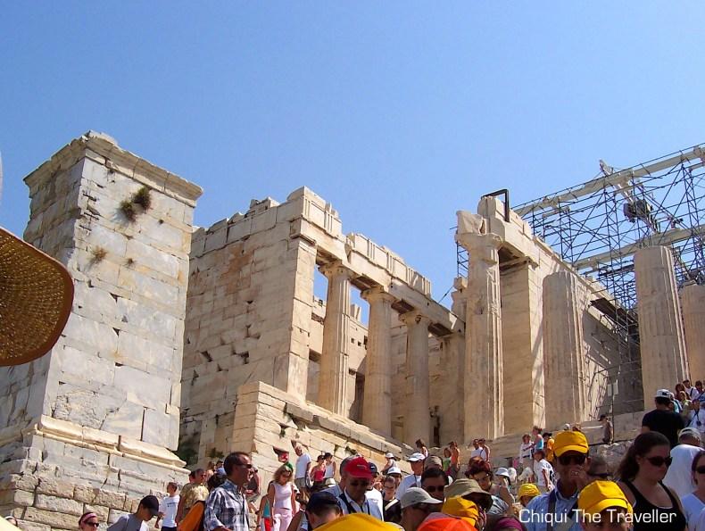 Acropolis Atenas