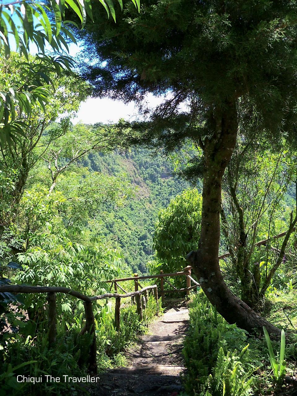 Volcan Parque El Boqueron