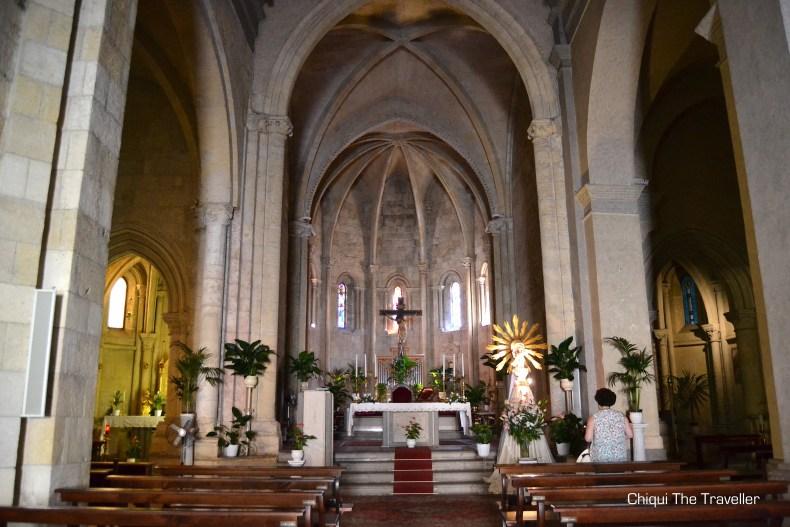 Tarquinia iglesia Parrocchia Ss. Margherita E Martino