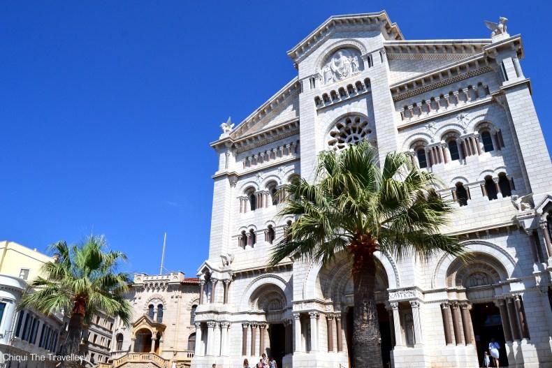 Catedral de San Nicolás Monaco