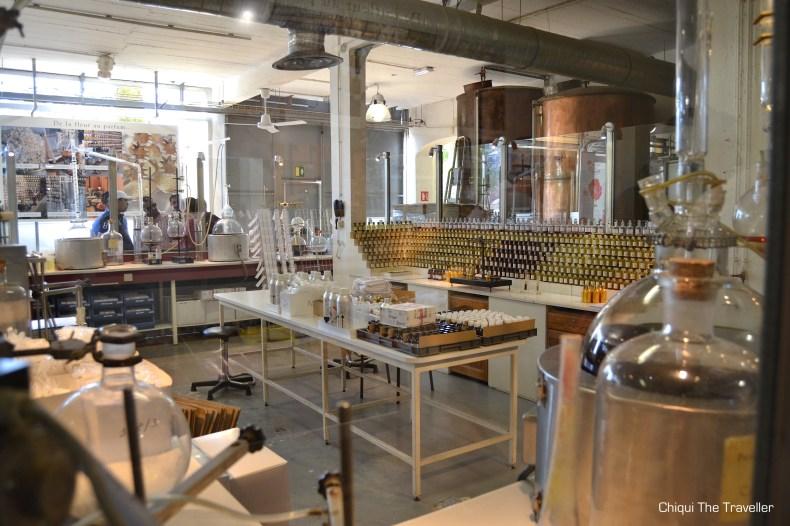 Perfumeria Eze Fragonard Francia