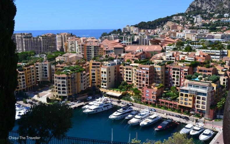 Port de Fontvieille Puerto Monaco