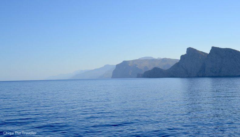 Mallorca azul Mediterraneo
