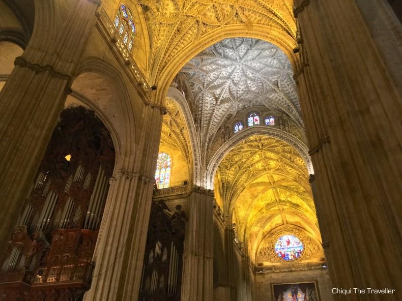 Catedral Sevilla 8