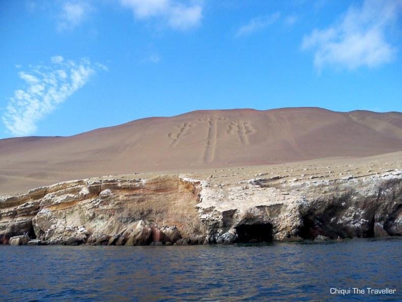 Candelabro Paracas Patrimonio cultural Peru
