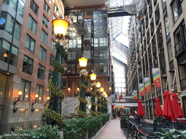 Ciudad subterránea de Montreal - Centre de commerce mondial
