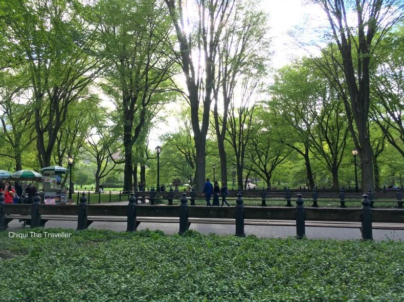 Central Park Nueva York parque