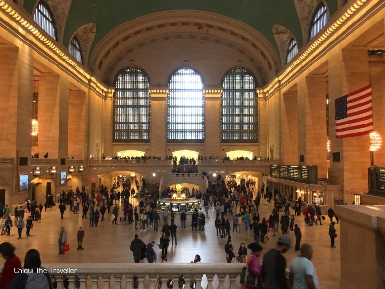 Grand Central Terminal Estacion Central Nueva York