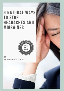 Natural Ways To Stop Headaches and Migraine