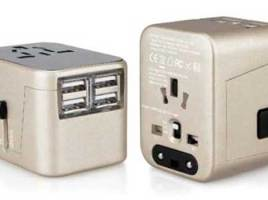 Customized Travel Adapters - The Ideal Corporate Gifts