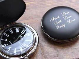 Engraved Pocket Watches: Personalized Gifts for Him
