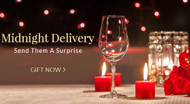 How to Plan a Surprise Anniversary Party Starting With Midnight Gift Delivery