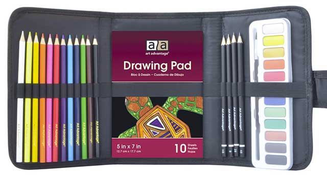 Art Supplies and Art Gifts For the Holidays