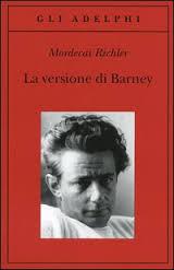 la versione di barney di Mordecai Richler