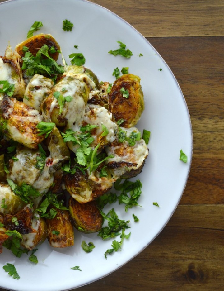 Southwestern Brussels Sprouts