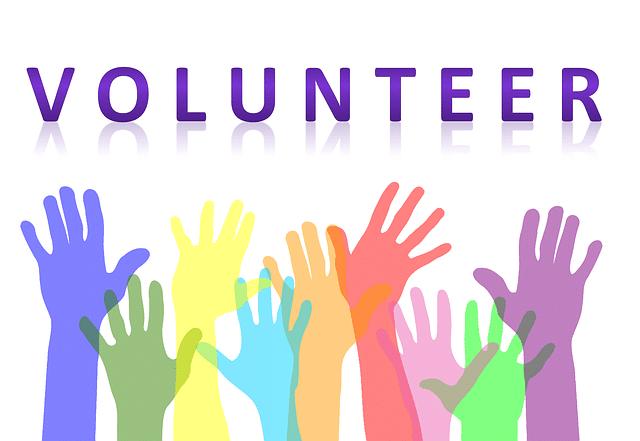 ボランティアやNPOを表現するイラスト