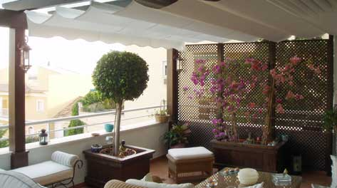Ideas para decorar una terraza atico 2015 - Como decorar un atico ...