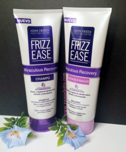 gama miraculous recovery frizz ease