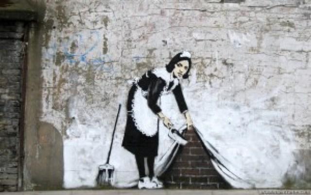 el arte de Banksy