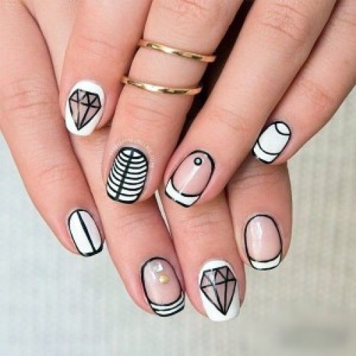 ideas de nailart