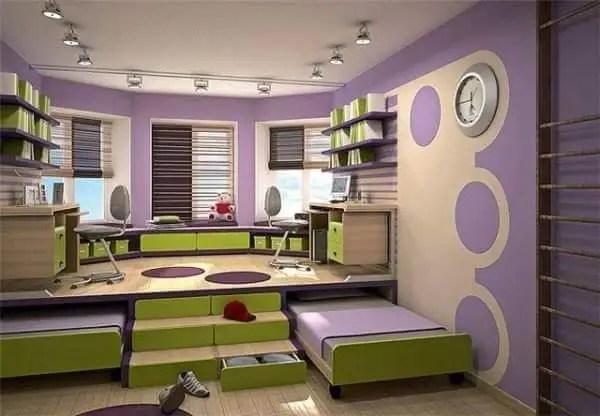 dormitorio doble juvenil ita3