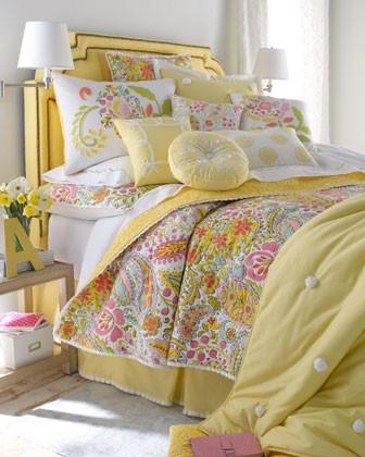 letto-giallo