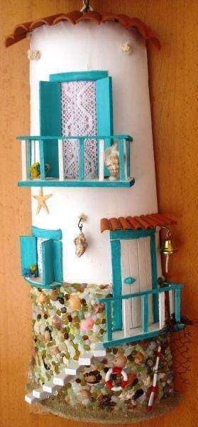 decorando tejas