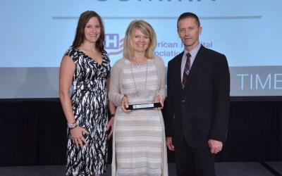 Opioid Initiative Receives National AHA NOVA Award