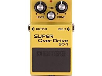 Boss Overdrive Sd-1
