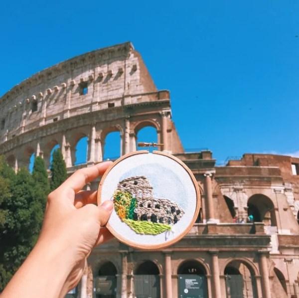 Colloseum dii Roma