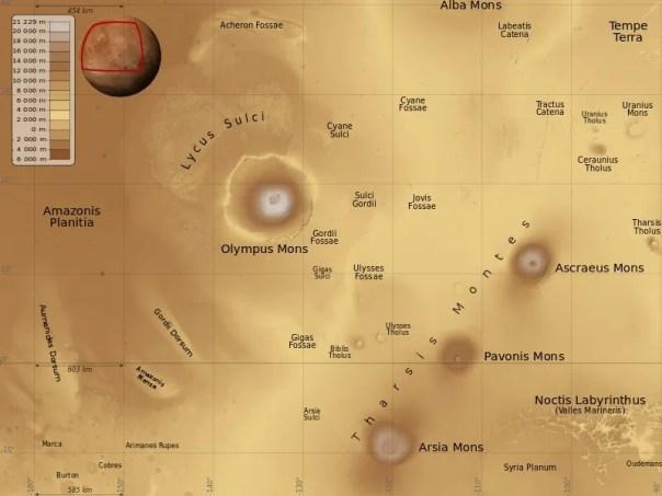 Olympus_Mons_Region_map
