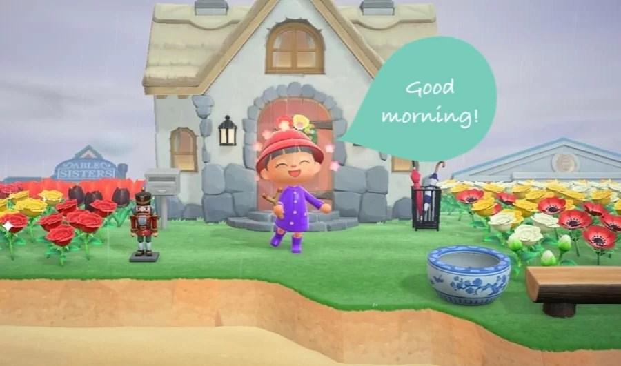 Animal Crossing Ding 0606 4