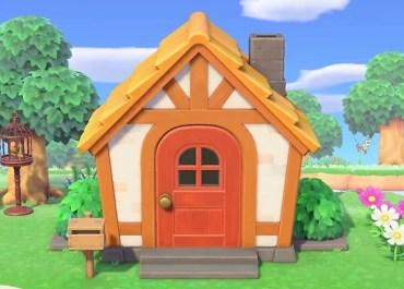 Biggest House in Animal Crossing