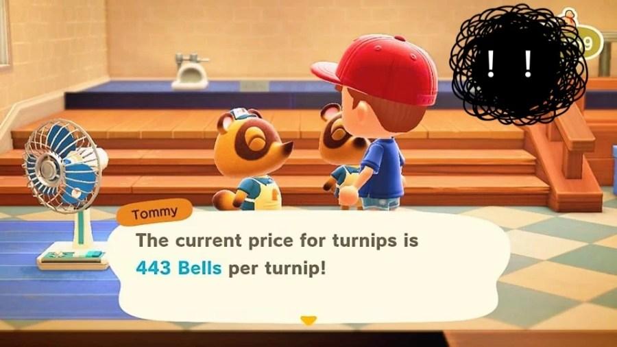 Animal Crossing Ding 1106 1
