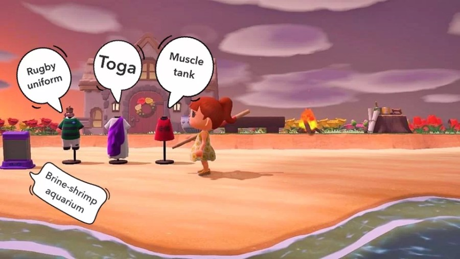 Animal Crossing Ding 2606 6