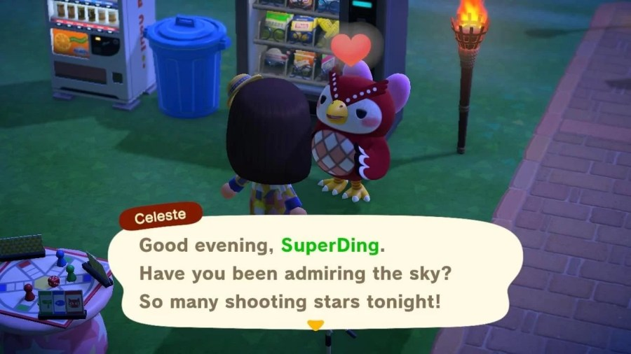 Animal Crossing Ding 1006 1