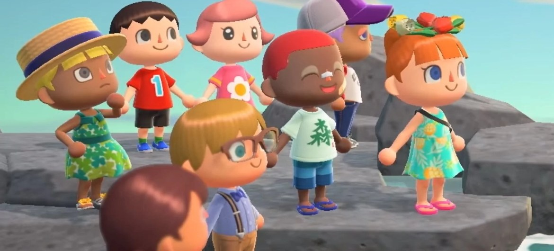 Animal Crossing Nintendo eShop