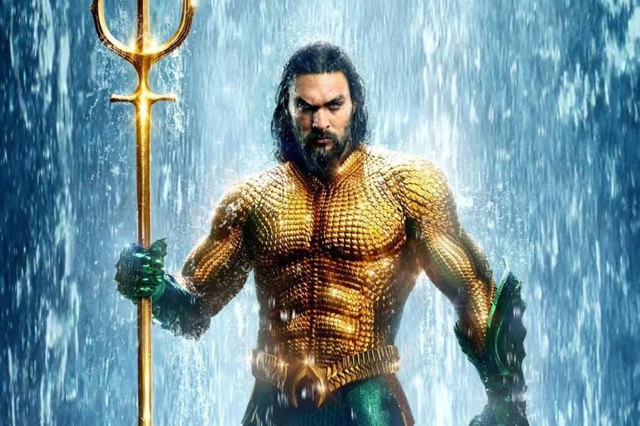 Aquaman keyart