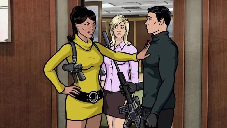 Archer Movie Star screenshot