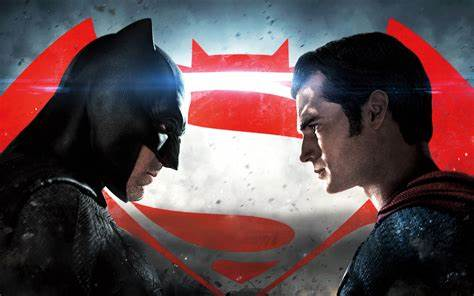 Batman Vs. Superman keyart