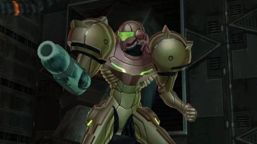 Metroid Prime screenshot