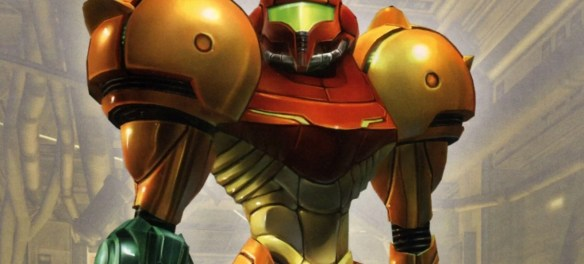 Metroid Prime keyart